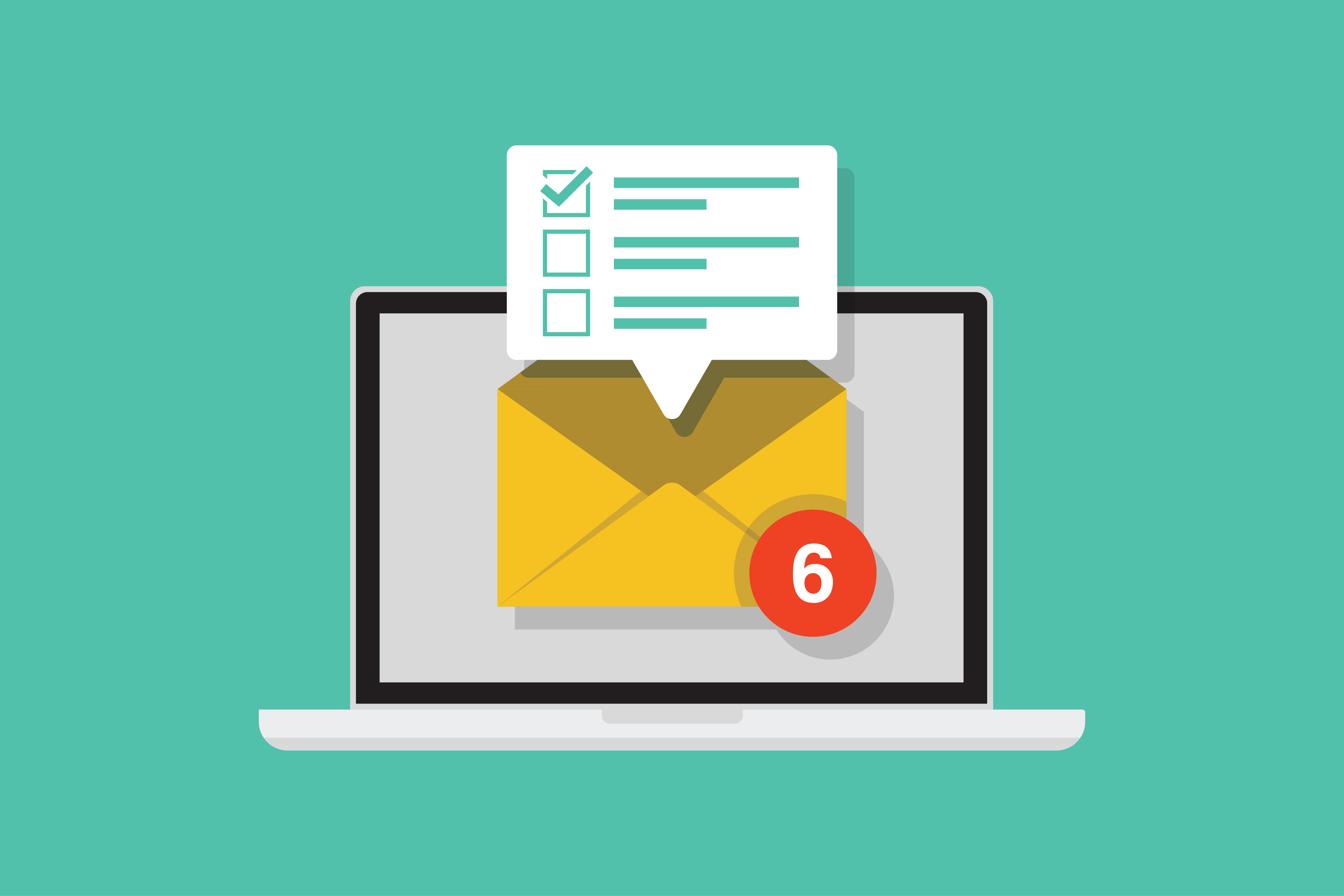 write email that get replys