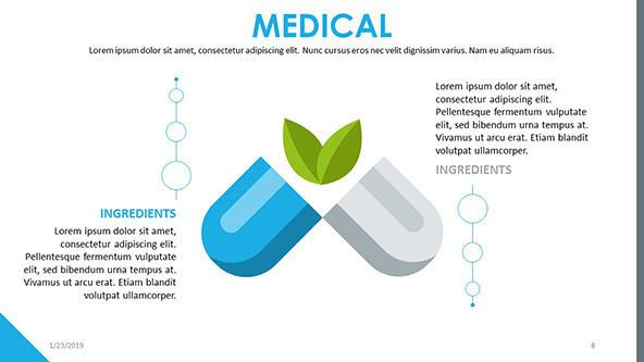 FREE Medical PowerPoint Template PowerPoint Template