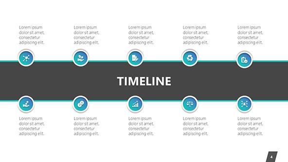 FREE 2019 Timeline PowerPoint Template PowerPoint Template