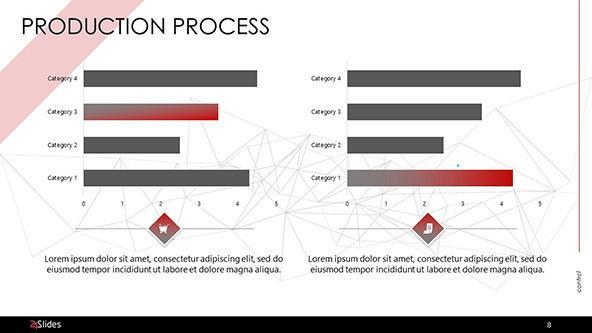 FREE Creative Production Process PowerPoint Template PowerPoint Template