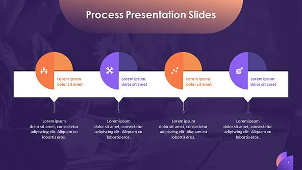 FREE Creative Process Slides PowerPoint Template PowerPoint Template