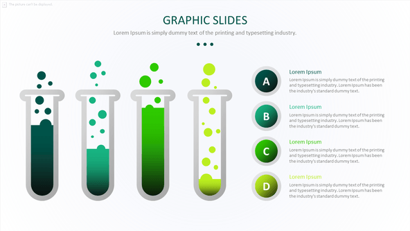 FREE Google Slides Science Graph Presentation Template PowerPoint Template