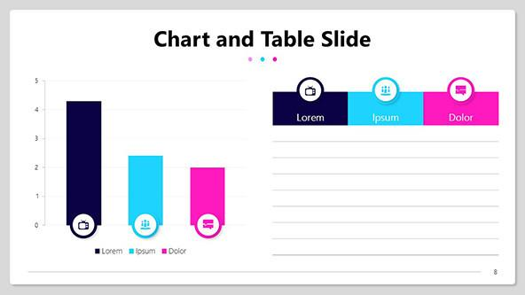 Free Text Powerpoint Templates By 24slides