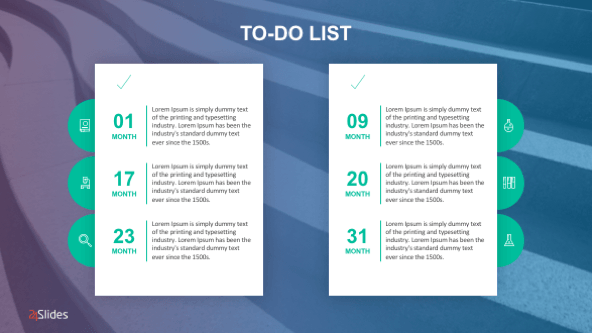 FREE To-do Checklist PowerPoint Template PowerPoint Template