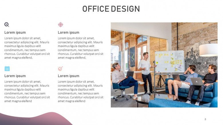 Workspace Recommendations Slide