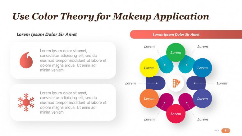 Makeup Color Theory Slide