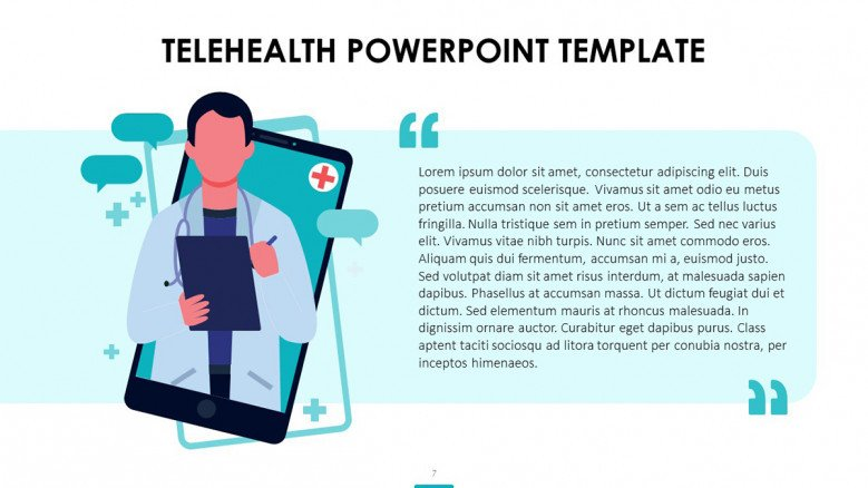 Telehealth Text Slide
