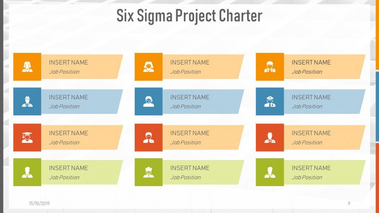 Six Sigma Project Team