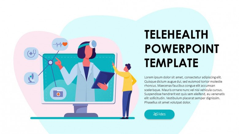 Telehealth PowerPoint Template