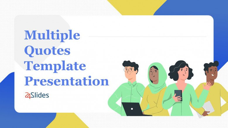 Multiple Quotes Template Presentation