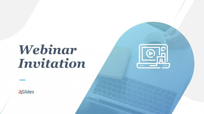 Webinar Invitation Template in PowerPoint