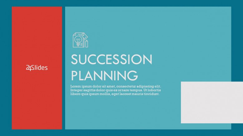 Succession Planning Title Slide