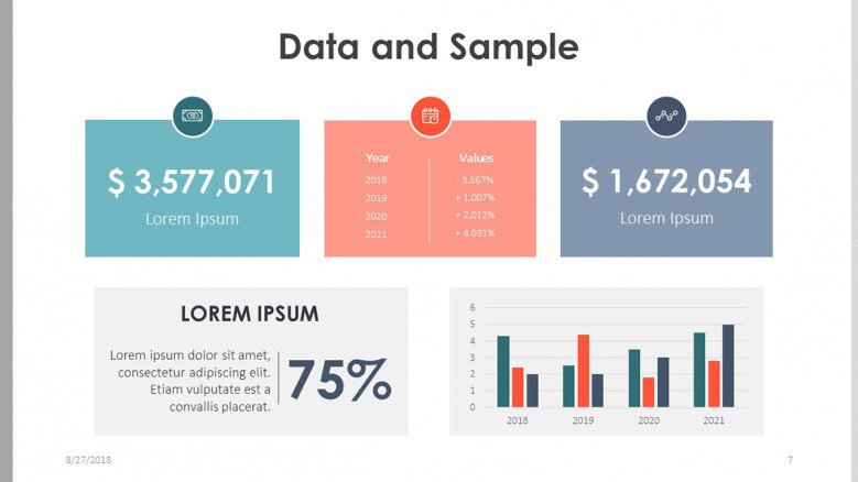 Bachelor Thesis Presentation Data and Sample