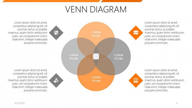 Venn Diagram Free Google Slides Template