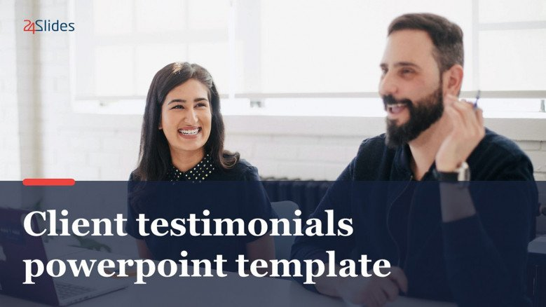 Client Testimonial PowerPoint Templates