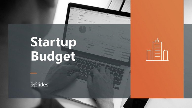 Startup Budget PowerPoint Template