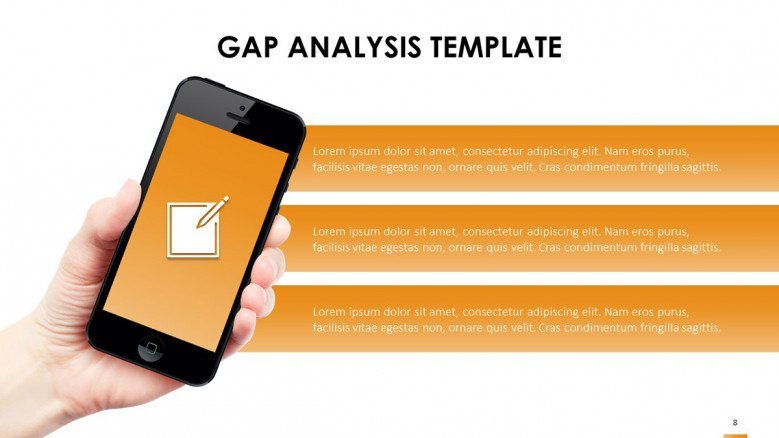 Key ideas for a Technology company GAP Analysis