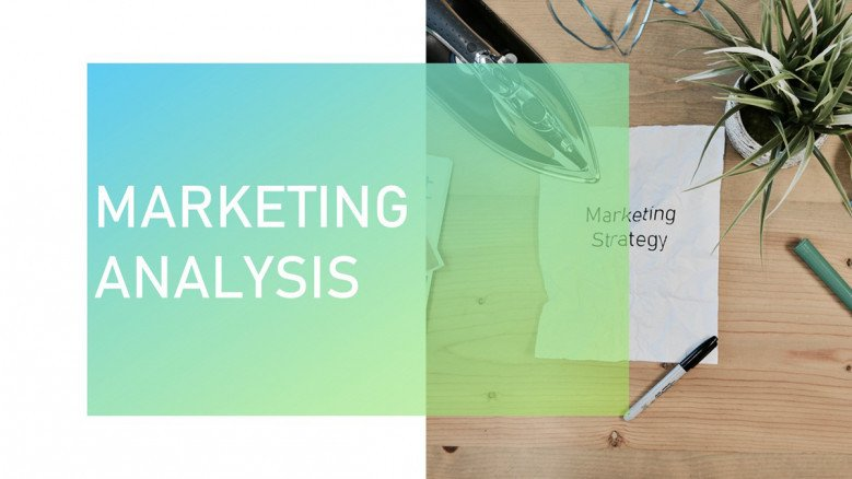 Marketing Analysis PowerPoint Template