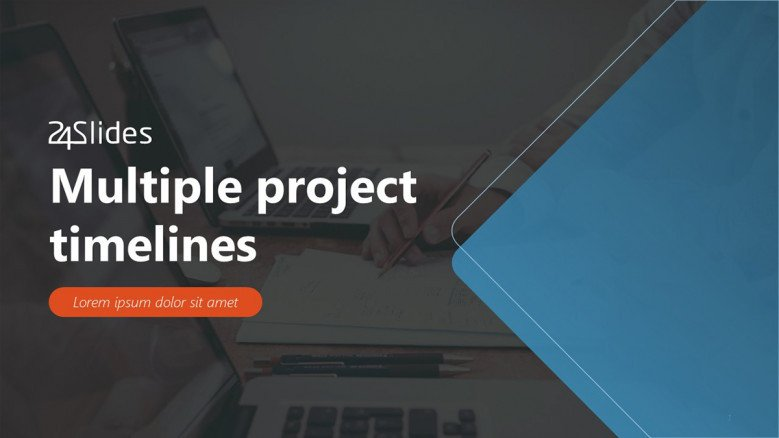 Templates for timelines in PowerPoint