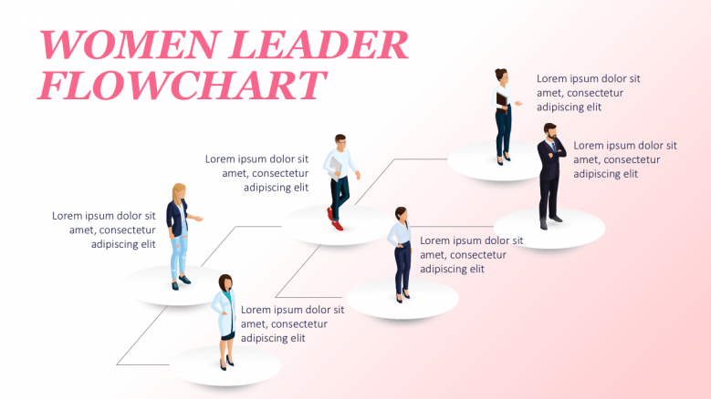 Women Leadership Powerpoint Template Free Powerpoint Templates