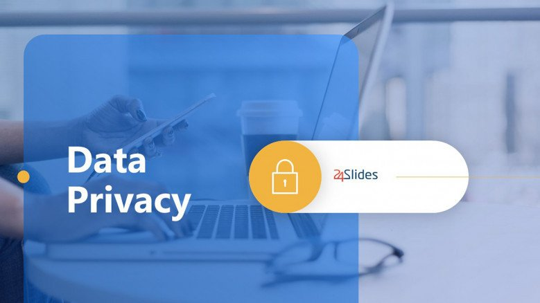 Data Privacy PowerPoint Template Free
