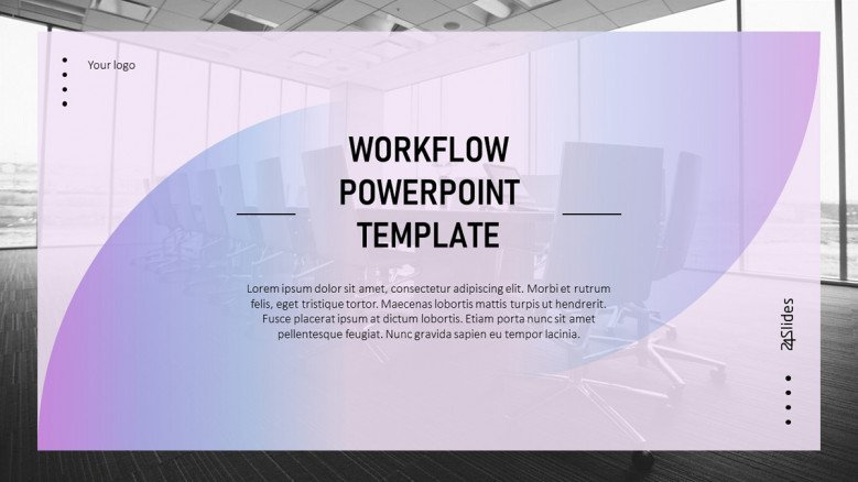 Creative Workflow Title Slide