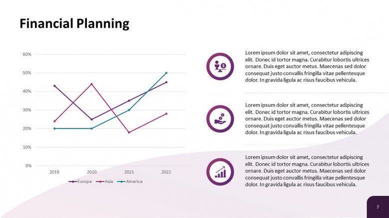 Financial Planning Slide