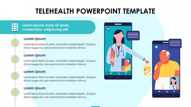 Telehealth Prescription Slide