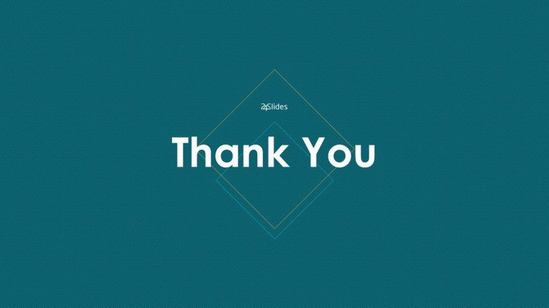 thank you slide for project analysis presentation