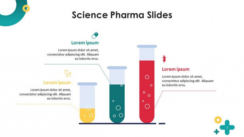 Playful Science Pharmaceutical | Free PowerPoint Template