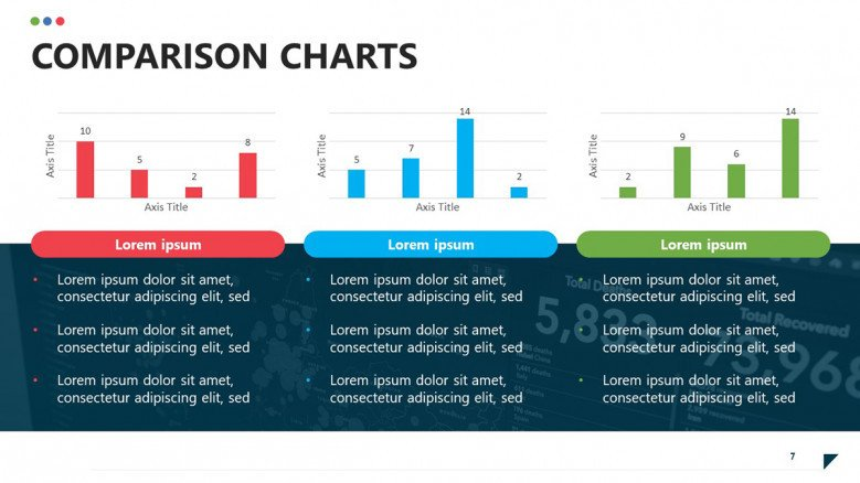 Free Comparison Charts in PowerPoint