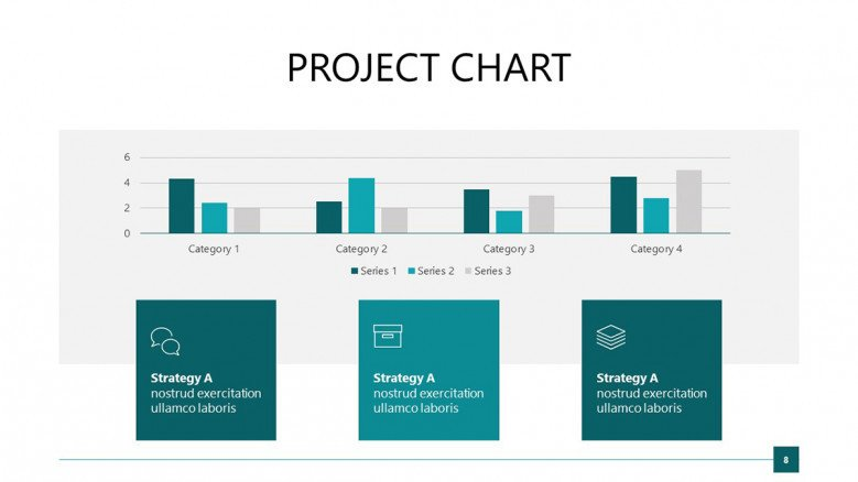Project Charts Slide