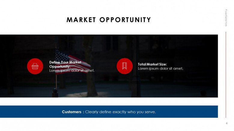 Market opportunity in the U.S