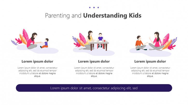 Parenting and Understanding Kids slide