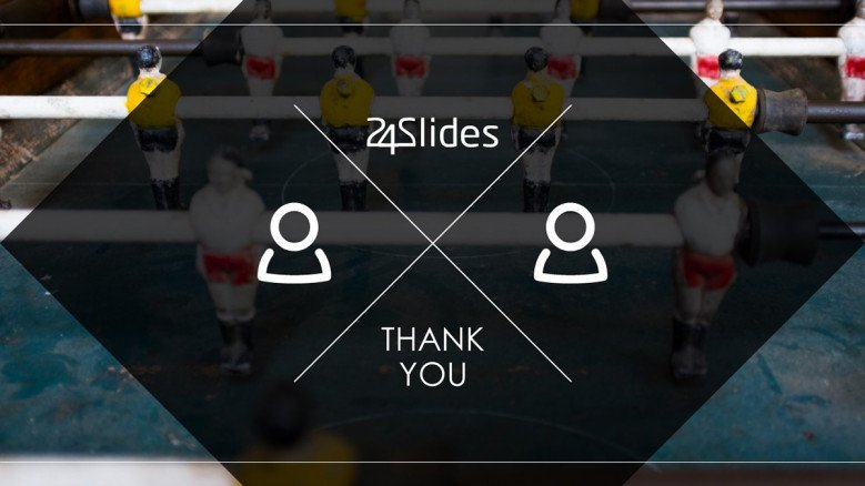 thank you slide for competitor presentation