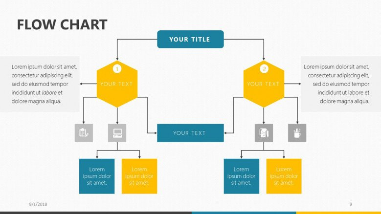 [SCHEMATICS_4ER]  Flow Chart | Free PowerPoint Template | Process Flow Diagram Powerpoint 2010 |  | 24Slides