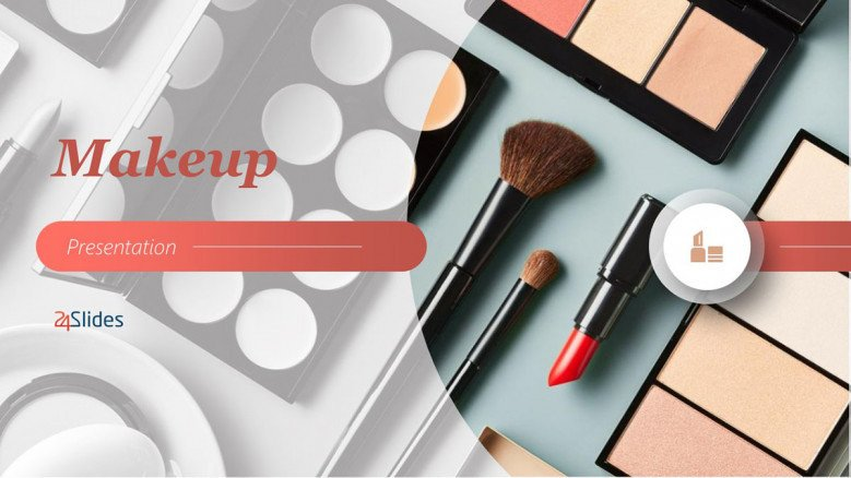 Makeup PowerPoint Template