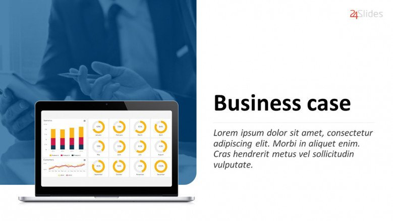 Business Case Title Slide