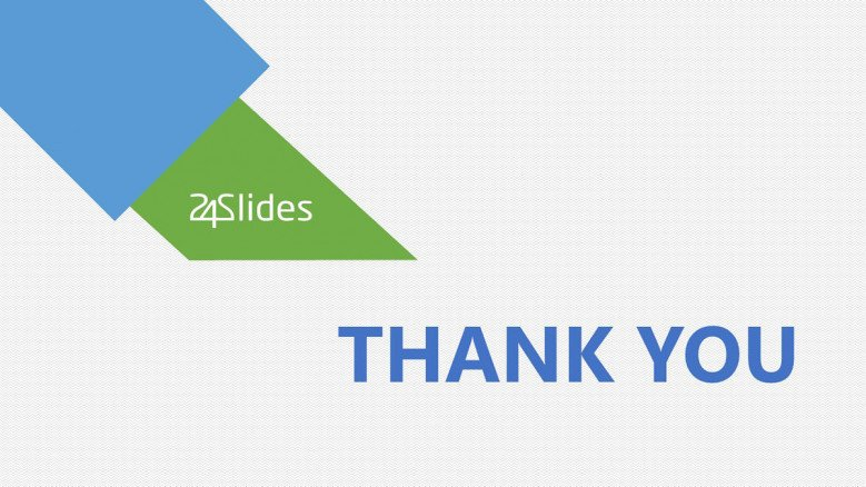 thank you slide for social media analysis presentation