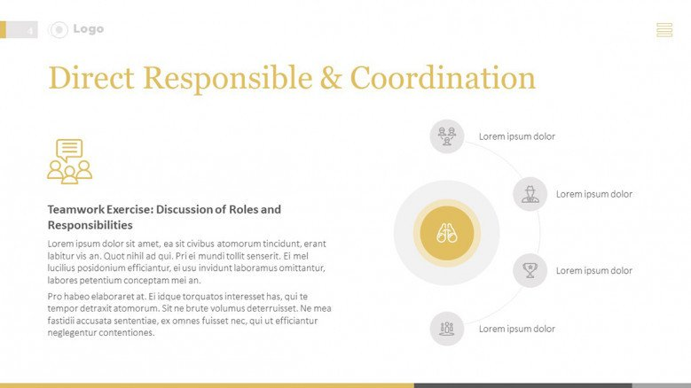 Roles and Responsibilities Overview Slide