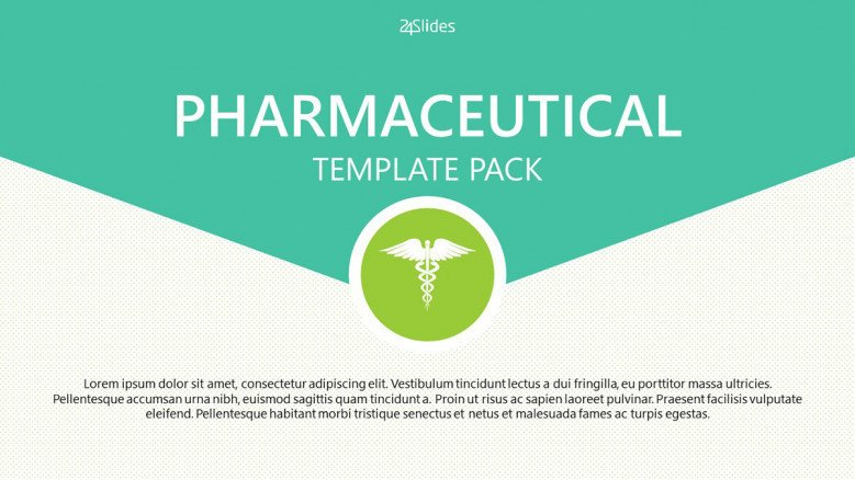 welcome slide for pharmaceutical presentation
