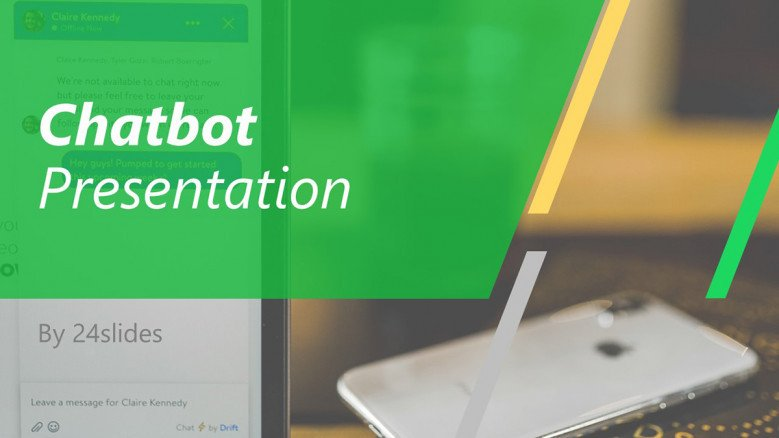 Chatbot Presentation Template