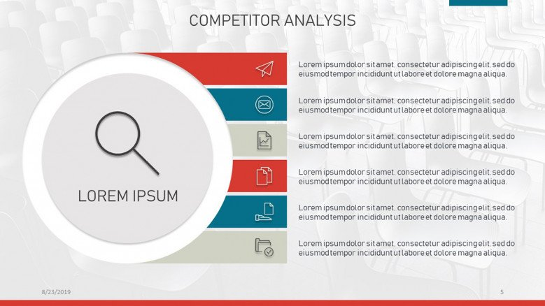 Competitor Analysis results