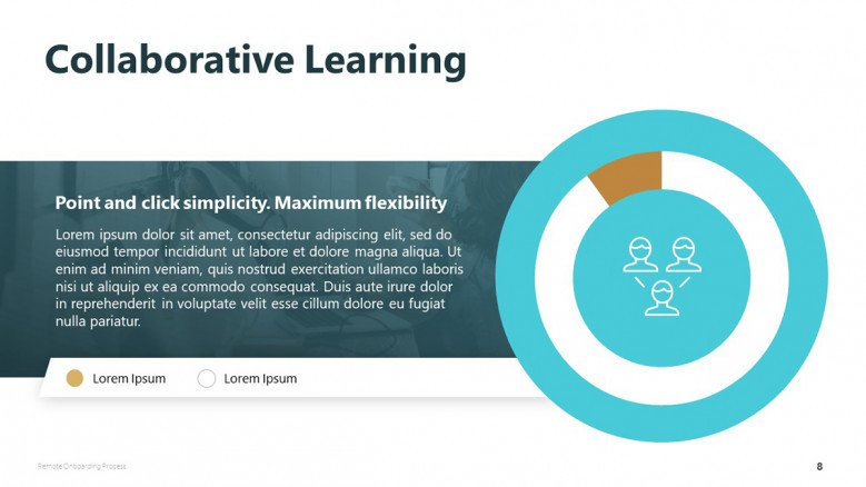 Collaborative Learning for Remote Onboarding Programs