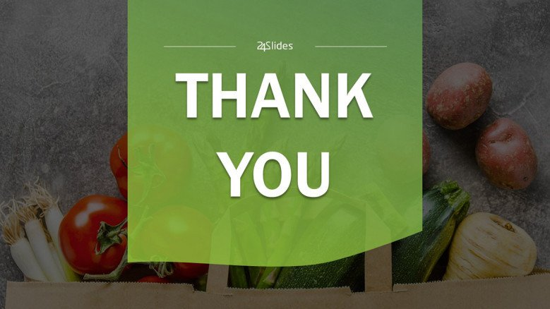 Green Thank You Side