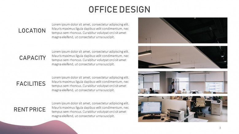 Modern Office Slide for descriptions