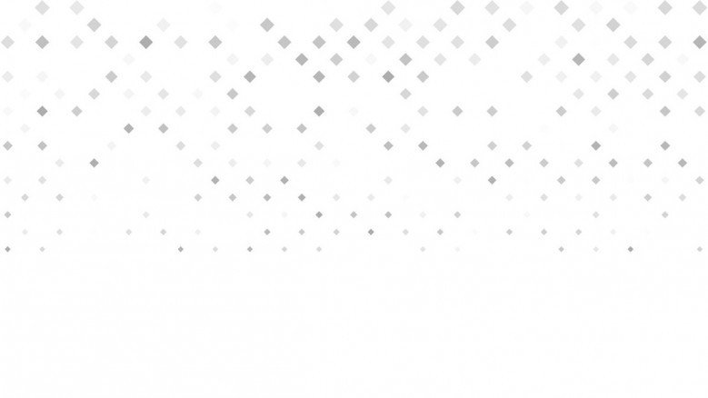 presentation background in white with dots
