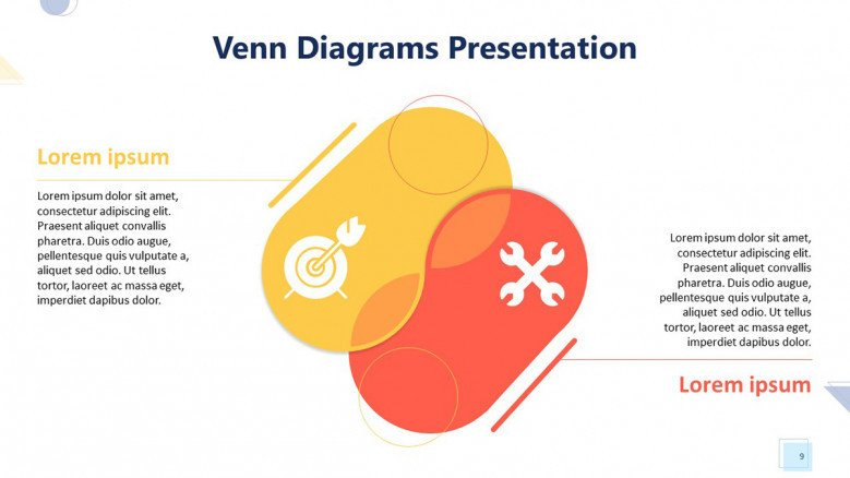 playful venn diagram in colorful illustration with description text
