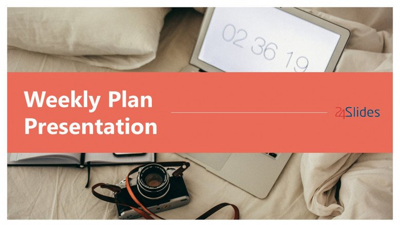 Weekly Plan PowerPoint Template