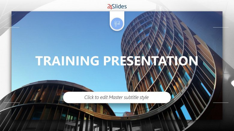 Sales Training Presentation Template